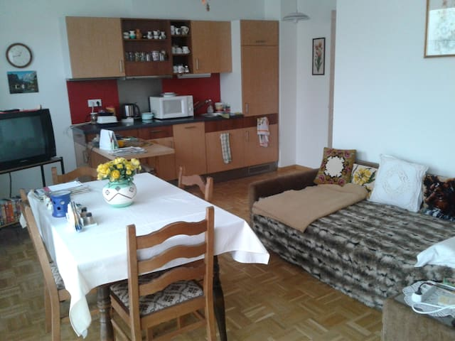Barrierefreie Wohnung - Hart bei Graz - Apartament