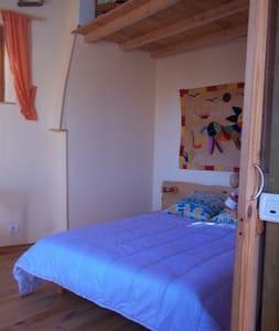 Belle chambre rurale - Saint-André-de-Cruzières - Ev
