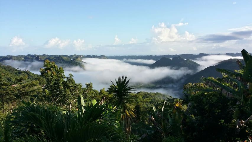 LakeView Mountain Home w/Wi-Fi - Utuado - House