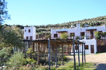 Casa Rural en Cabo de Gata Níjar - Albaricoques - Lägenhet