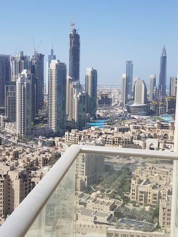 Cozy 1 bedroom apartment in Downtown Burj Khalifa