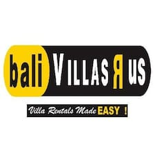 Bali Villas Rus is the host.