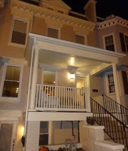 Brand New Apt in Historic Row House