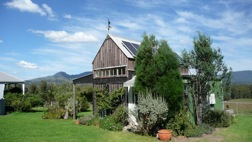 Garden Studio - Sweeping Valley Views - Murrurundi - Murrurundi - Cabane