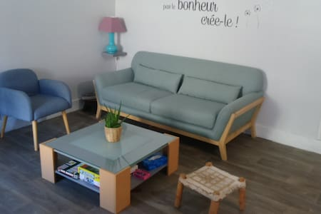 Bel appartement au centre ville de Moûtiers,