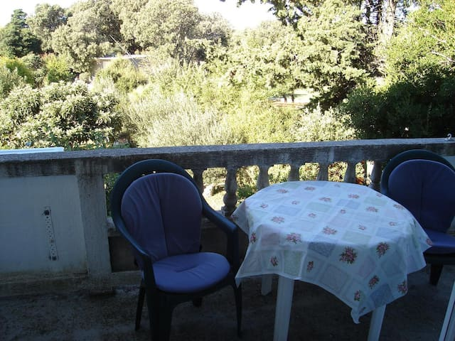 One bedroom apartment with terrace Kampor, Rab (A-5014-b)