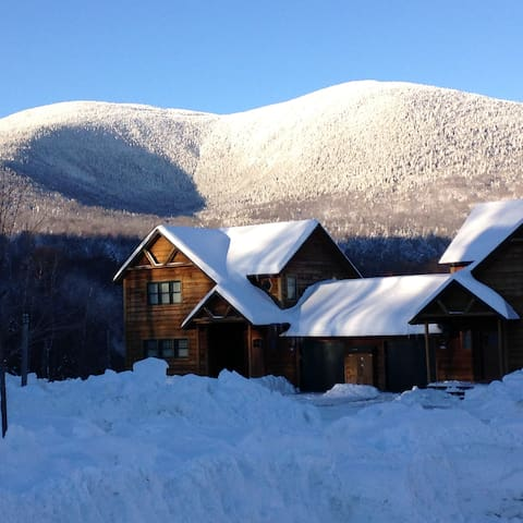 On Sugarloaf Mountain Luxury Condo  - Carrabassett Valley - Hus