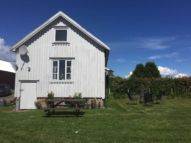Charming countryside 3bedroom house - Tønsberg - Casa