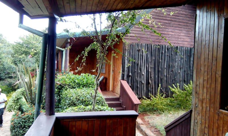 Natural, Hospitable and Mt. Kenya scenery.