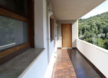 Isola d'Elba, Procchio, trilocale panoramico - Marciana Marina - Apartamento