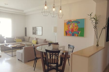 Charming apartment in Centre Urbain Nord