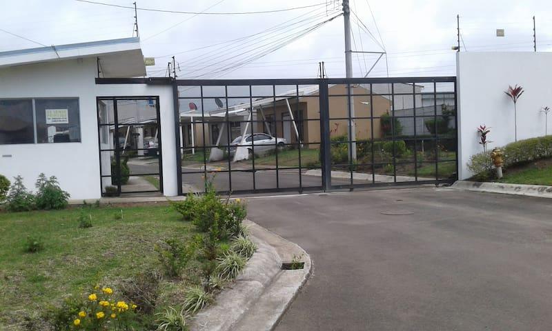 Apartment in Condominium, Cartago Costa Rica.
