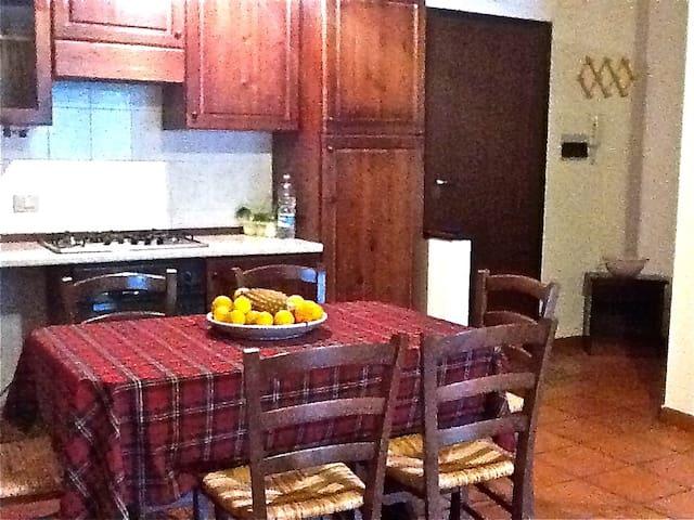 residence parco dei pini - Camigliatello Silano - Apartamento