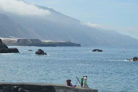 Apartamento al lado del mar en la isla de La Palma - La Bombilla - Wohnung