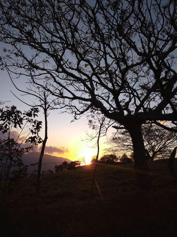 Rancho en la Naturaleza, senderos, cataratas y mas