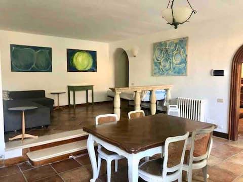 Cozy Dependance in Circeo centre