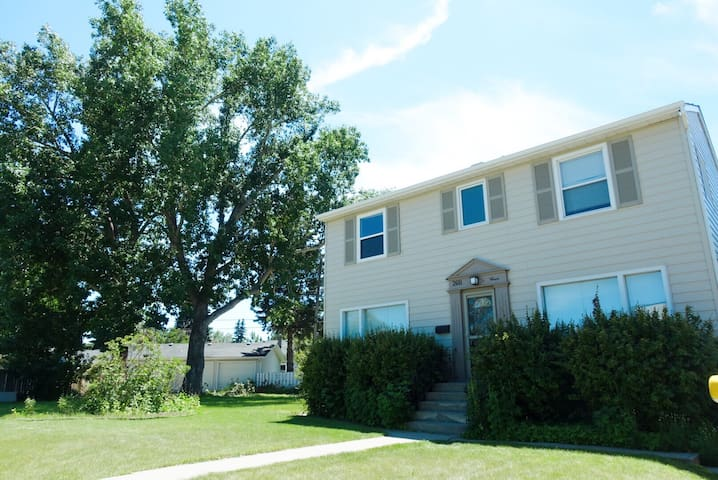 Spacious Simple House with 3 BDs in Banff Trial