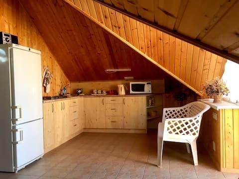 Уютная квартира для спокойного отдыха/Cozy apartments in a quiet location