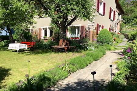 May Fleuri-apt. near the old town/beautiful garden