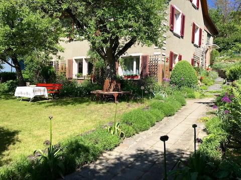 Mai Fleuri - FeWo in Altstadtnähe / schöner Garten