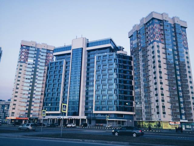 Квартира на Алексеева 45