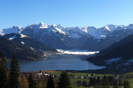Ski and mountains, winter and summer excape. - Einsiedeln - Byt