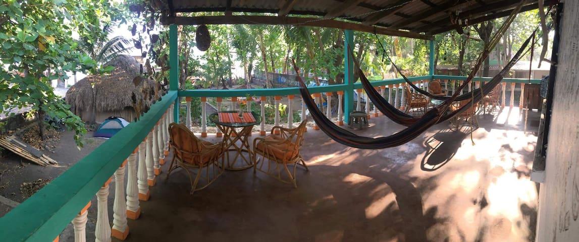 Canegüe - Room with big terrace 2