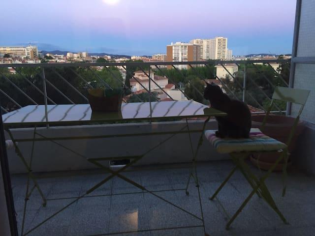 Très bel appartement proche Plages, Port, Ville - Toulon - Condominio