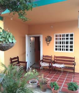 Habitación en la Isla de Margarita - ห้องเพดาน