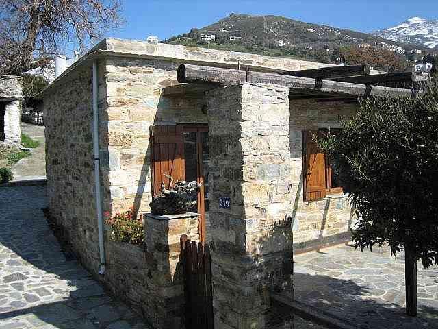 deux chambres avec grands lits - Euboea - Villa