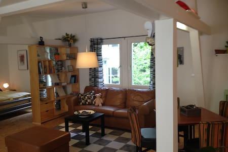 Studio im Hof im Herzen Berlins - Berlín - Loft