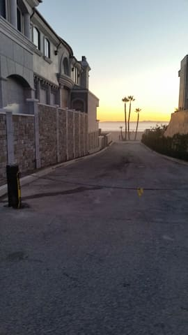 Beachy Get-A-Way Room - Seal Beach - Apartemen