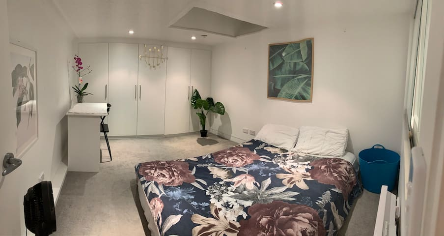 Beautiful loft style room