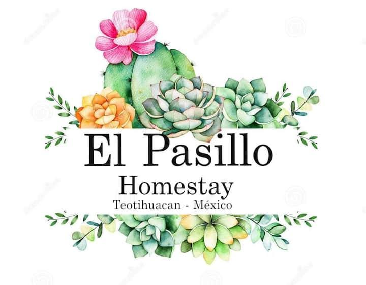El Pasillo Homestay Room B