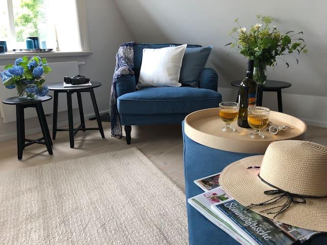 Gut Bielenberg Suite Elbblick