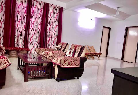 Holiday home private room vedic village