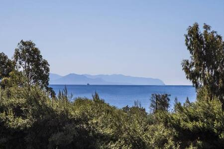 cozy sea view studio flat - Lakonia
