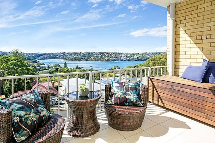 Stunning Mosman Middle Harbour Views MOS14 - Mosman - Apartment