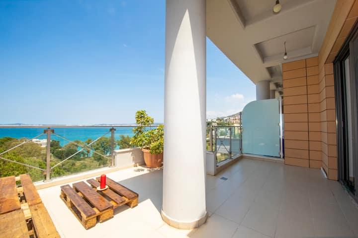 Diamond Hill Apartament With Amazing Sea View