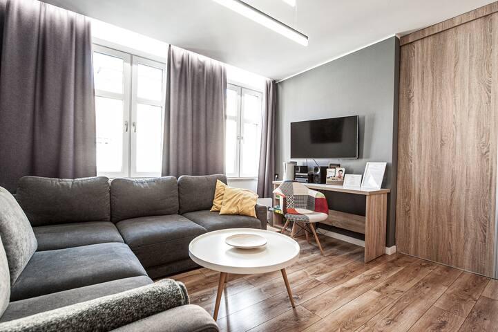 Chopina4 Apartments |  Apartment No 7