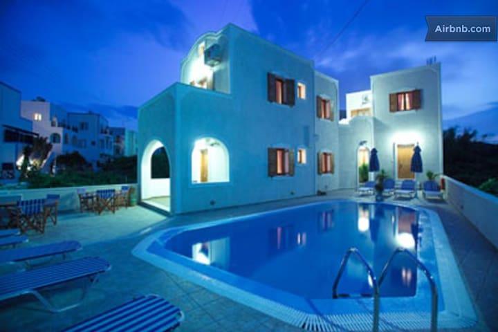 Santorini Kelenis Apartments Offer - Thira - Appartement