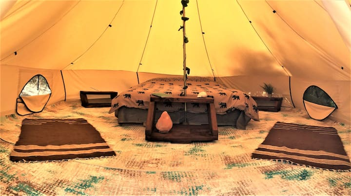 Datca Base Camp Glamping 1 Double Bed