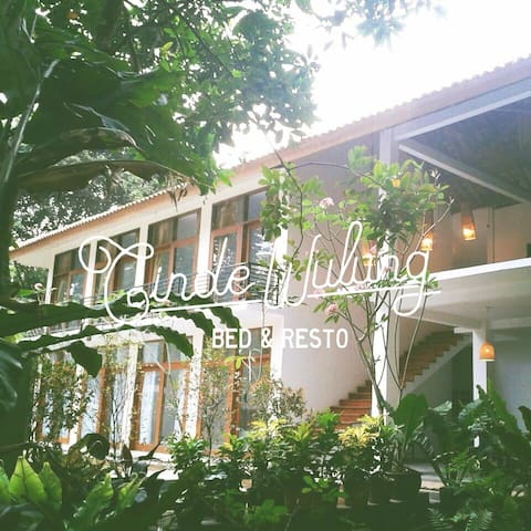 Cinde Wulung Bed & Resto - Room #4