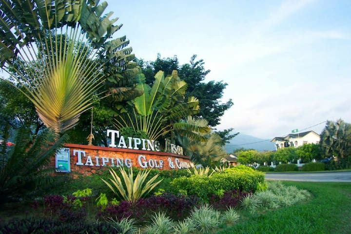 Taiping Golf Resort, Studio Unit - Kamunting - Apartamento