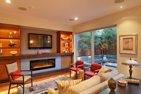 ZEN HOME - with garage for parking - San Francisco - Apartment