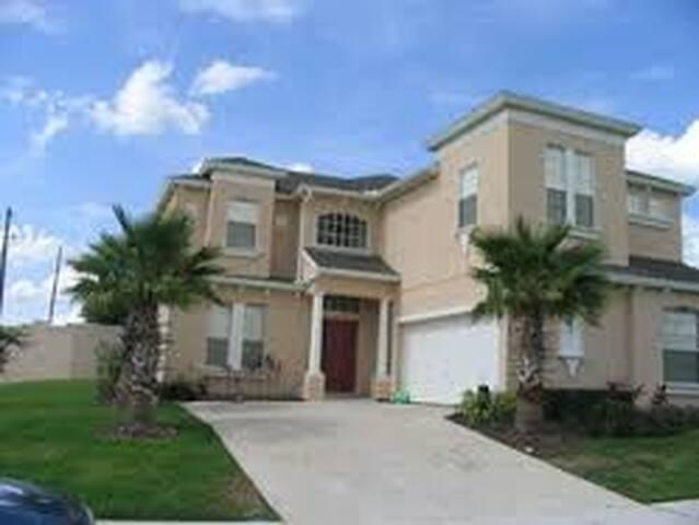 Wonderfull six bedroom house near Disney - Haines City - Maison