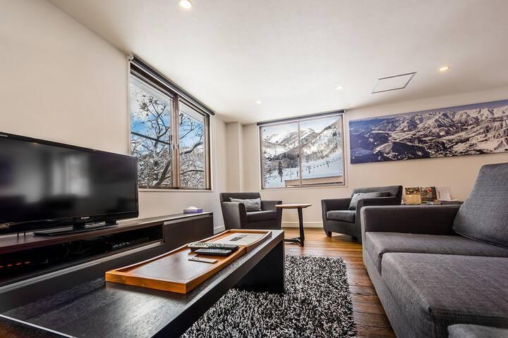 3 Bedroom Apartment - Sky Park Happo Hoshi