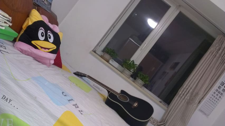 GUITAR BOY's double room - Shenyang - Apartment