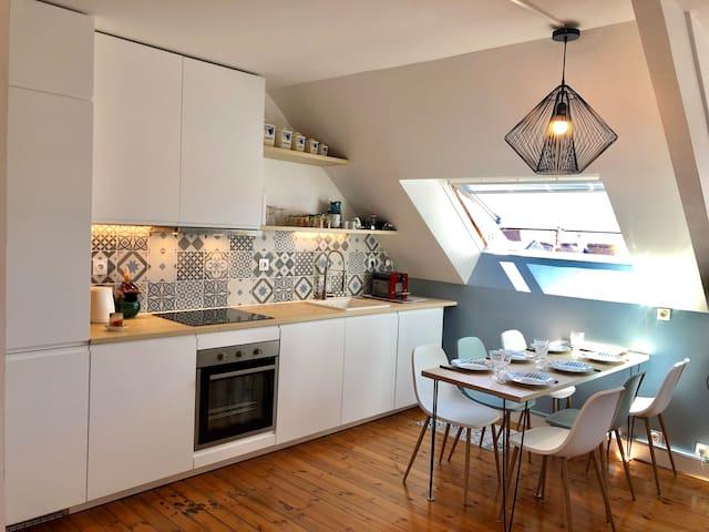 Appartement Duplex Super Cosy 2