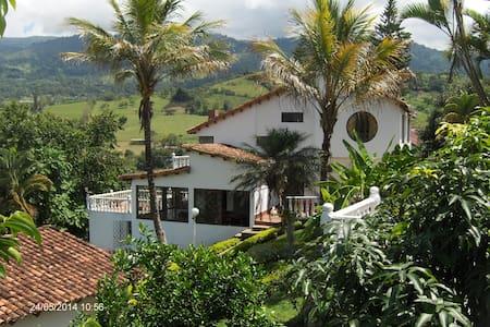 Colombia, Silvania - Casa Campestre - Ferienhaus - Silvania - Haus